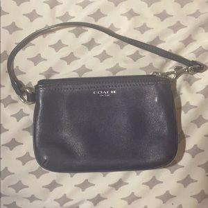 Authentic mini Coach wallet